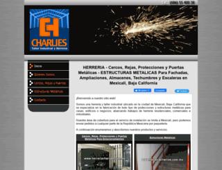 herreriacharlies.com.mx screenshot