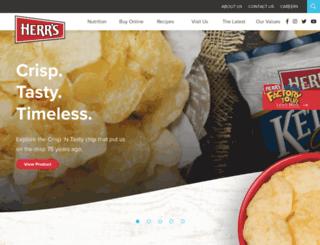 herrs.com screenshot