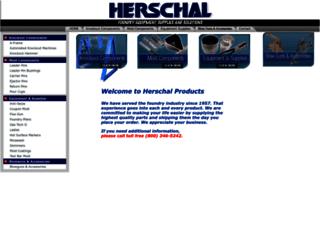 herschal.com screenshot