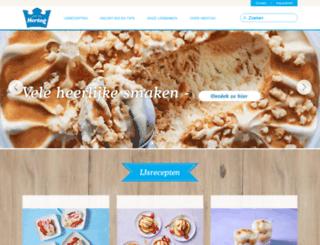 hertogijs.nl screenshot