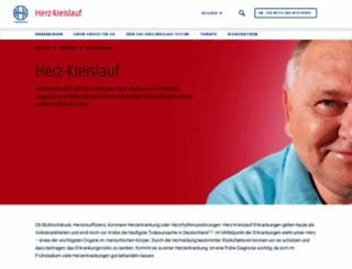 herz.hexal.de screenshot