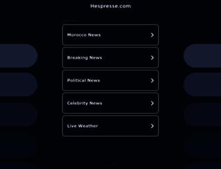 hespresse.com screenshot