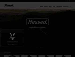 hessedkorea.com screenshot