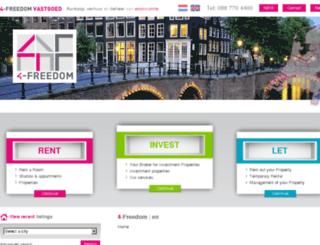 hestiaverhuur.nl screenshot