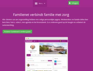hetfamilienet.nl screenshot