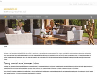hetkindermeubelatelier.nl screenshot
