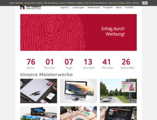 hettenbach.de screenshot