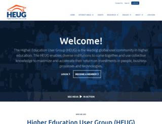 heug.org screenshot