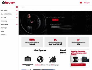 heuver.com screenshot