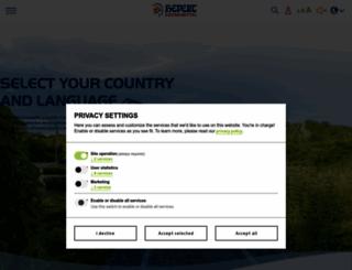 hevert.com screenshot