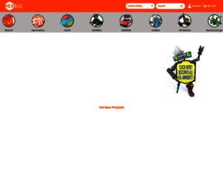 hexbug.com screenshot