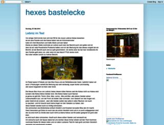 hexe1979-hexesbastelecke.blogspot.com screenshot