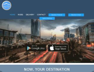 heycabs.com screenshot
