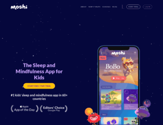 heymoshi.com screenshot