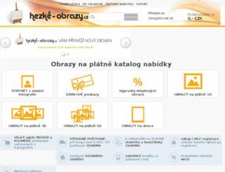 hezke-obrazy.cz screenshot