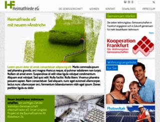 hf.a7d.de screenshot