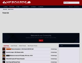 hfboards.com screenshot