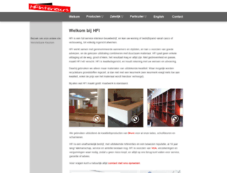 hfi.nl screenshot