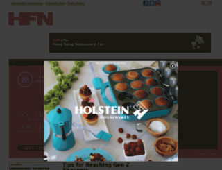 hfnmag.com screenshot