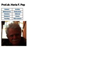 hfpop.ro screenshot