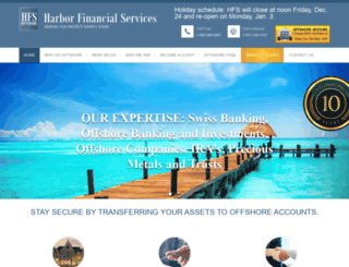 hfsoffshore.com screenshot