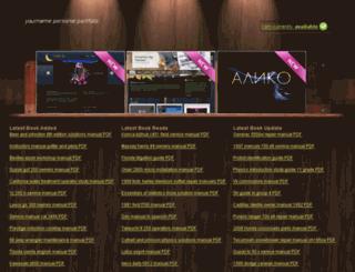 hg2moscow.com screenshot
