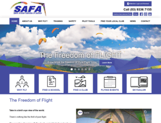 hgfa.asn.au screenshot