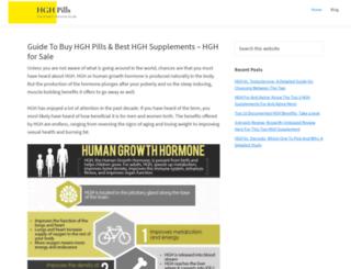 hghpills.org screenshot