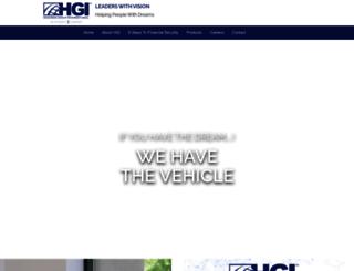 hgicrusade.com screenshot