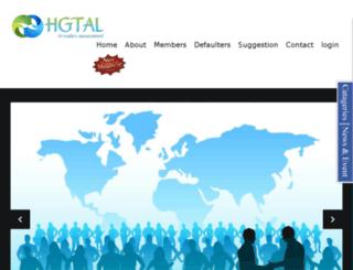 hgtal.com screenshot