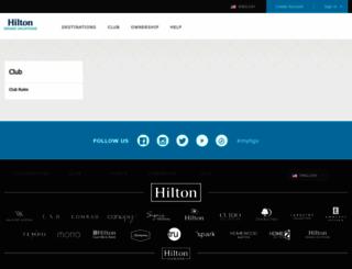 hgvcelite.com screenshot
