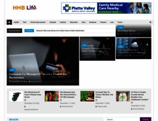 hhblife.com screenshot