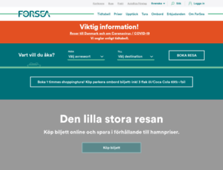 hhferries.se screenshot