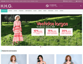 hhg.es screenshot