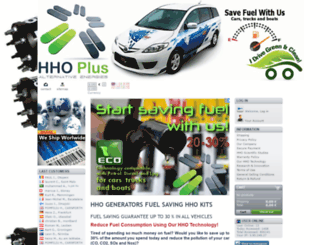 hho-plus.com screenshot