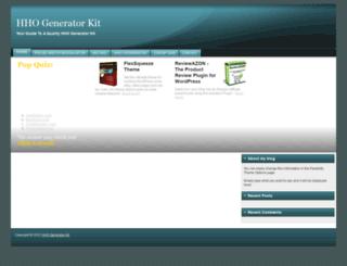 hhogeneratorkit.com screenshot