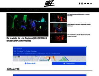hhqc.com screenshot