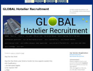 hhrma-hoteljobs.com screenshot