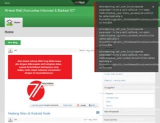 hi-techmall.com screenshot
