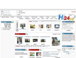 hi24.ro screenshot