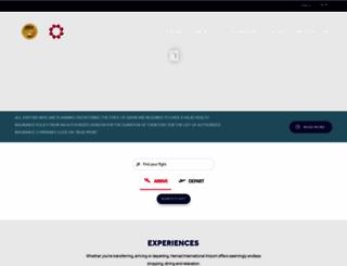 hia-doha.com screenshot