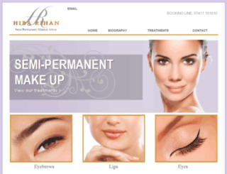 hibarihan.com screenshot
