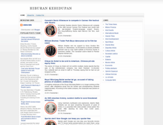 hiburankehidupan.blogspot.com screenshot