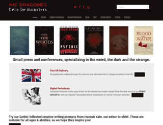 hic-dragones.co.uk screenshot