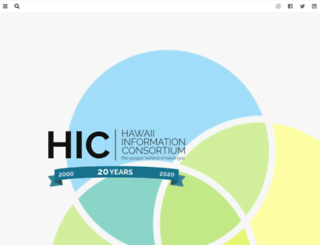hic.ehawaii.gov screenshot