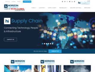 hicargo.com screenshot