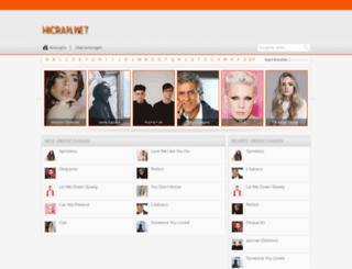 hicran.net screenshot
