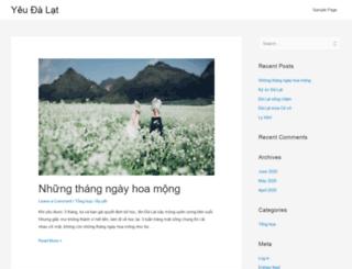 hidalat.com screenshot