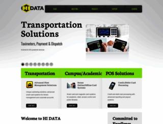 hidata.com screenshot