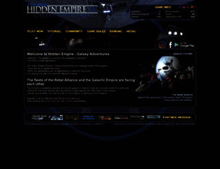 hiddenempire.de screenshot